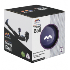 WEIGHTED TONING BALLS 2LBS
