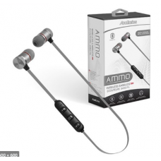 ACELLORIES AMMO WIRELESS EARBUDS SILVER