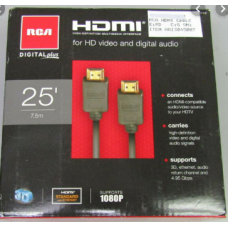 RCA 25FT HDMI CABLE