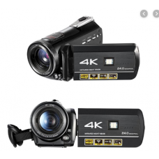 4K CAMCORDER VIDEO CAMERA WIFI