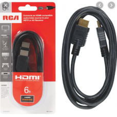 RCA HDMI TO HDMI 6FT
