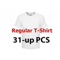 Regular T-Shirt 31-up pcs