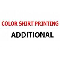 Color Shirt Printing Additional