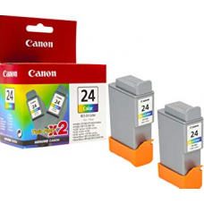 Canon Bci-24 Clr Twin Pack