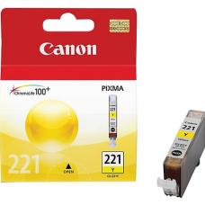 Canon Cli-221 Yellow
