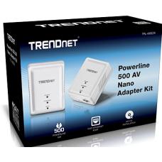 Trendnet Powerline 500 AV Adapter Kit