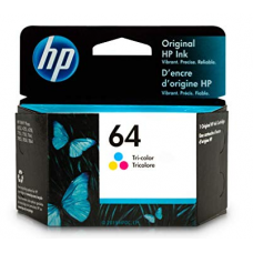 hp #64 color Ink Cartridge