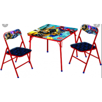 TRANSFORMERS BUMBLE BEE 3PC TABLE SET