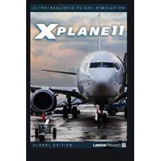 $18 X-PLAIN 11 GLOBAL FLIGHT SIMULATOR